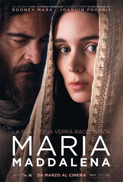 Locandina italiana Maria Maddalena