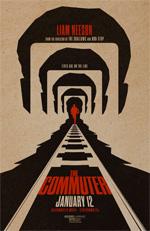 Poster L'Uomo sul Treno - The Commuter  n. 1
