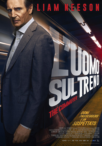 Trailer L'Uomo sul Treno - The Commuter