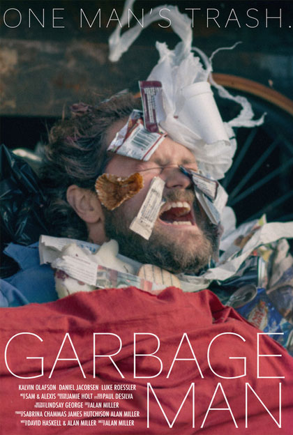 Trailer Garbage Man
