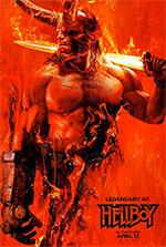 Poster Hellboy  n. 1