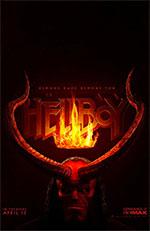 Poster Hellboy  n. 2
