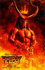 Poster Hellboy  n. 3