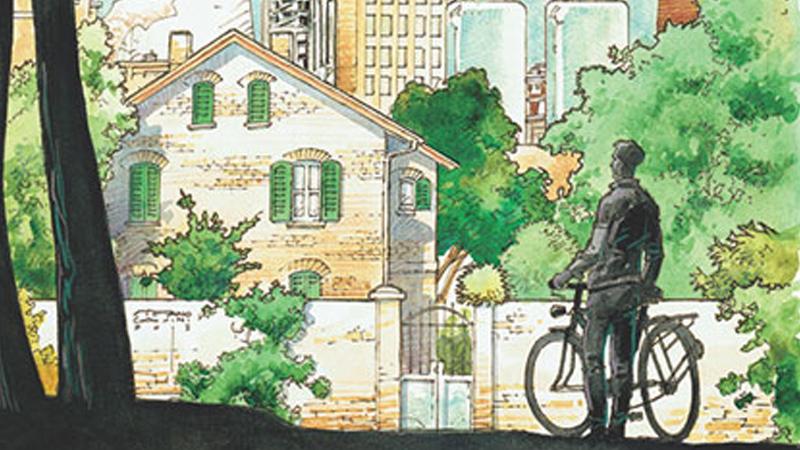 Rosignano Solvay - La fabbrica che si fece giardino