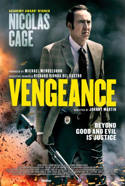 Trailer Vengeance: A Love Story