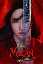 Poster Mulan  n. 1