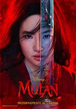Poster Mulan  n. 2
