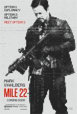 Poster Red Zone - 22 Miglia di Fuoco  n. 1