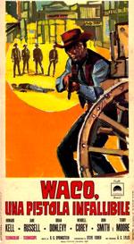 Poster Waco una pistola infallibile  n. 0