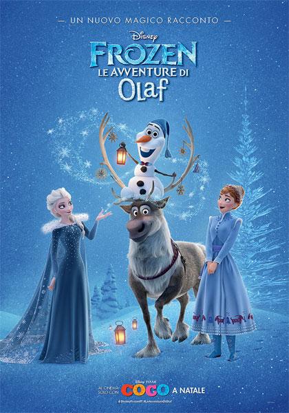 Trailer Frozen: Le avventure di Olaf