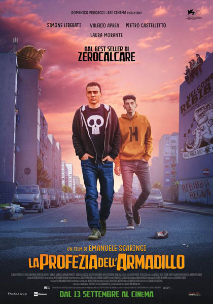 Trailer La profezia dell'armadillo