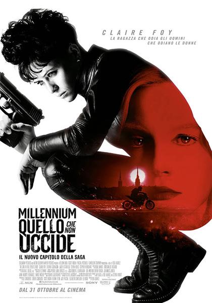 Trailer Millennium - Quello che non uccide