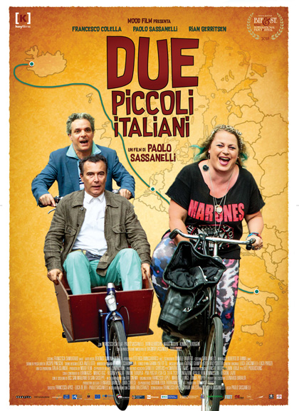 Trailer Due piccoli italiani
