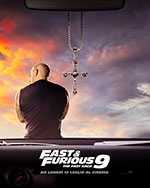Poster Fast & Furious 9  n. 3