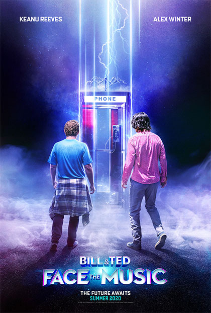 Trailer Bill & Ted Face the Music
