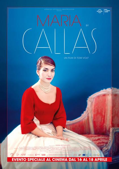Trailer Maria By Callas