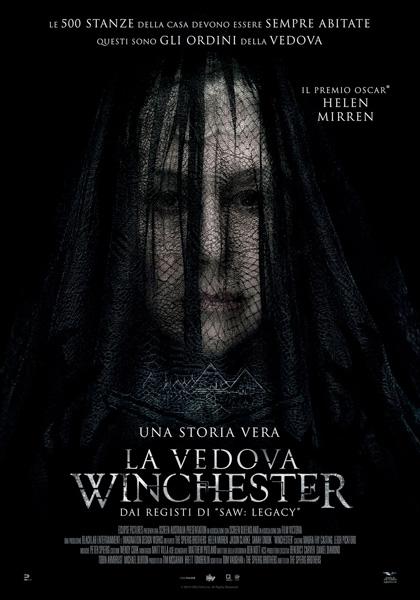 Trailer La vedova Winchester