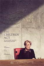 Poster The Children Act - Il Verdetto  n. 1