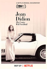 Poster Joan Didion: The Center Will Not Hold  n. 0