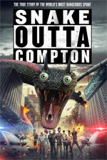 Poster Snake Outta Compton  n. 0