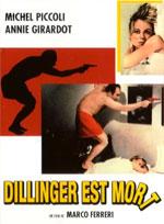 Poster Dillinger è morto  n. 0
