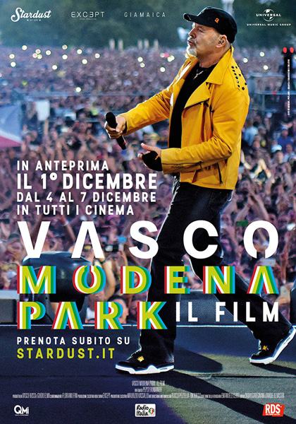 Trailer Vasco Modena Park - Il Film