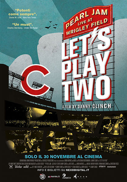 Trailer Pearl Jam: Let's Play Two