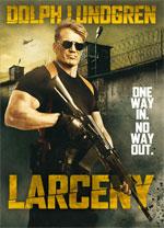 Poster Larceny  n. 0