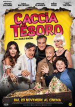 Poster Caccia al tesoro  n. 0