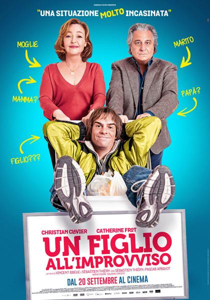 Un figlio all'improvviso - Film (2017) - MYmovies.it