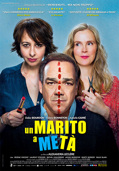Risultati immagini per UN MARITO A METÃ? film