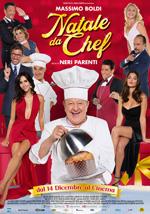 Trailer Natale da chef