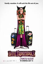 Poster Hotel Transylvania 3 - Una vacanza mostruosa  n. 1