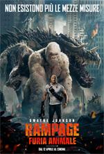 Poster Rampage - Furia animale  n. 0