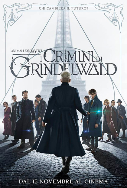 Trailer Animali Fantastici - I Crimini di Grindelwald
