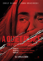 Poster A Quiet Place - Un Posto Tranquillo  n. 0