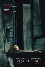 Poster A Quiet Place - Un Posto Tranquillo  n. 1