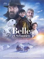Poster Belle & Sebastien - Amici per sempre  n. 1