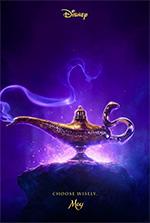 Poster Aladdin  n. 1