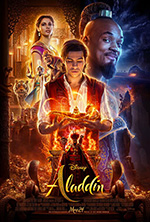 Poster Aladdin  n. 2