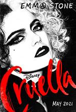 Poster Crudelia  n. 2