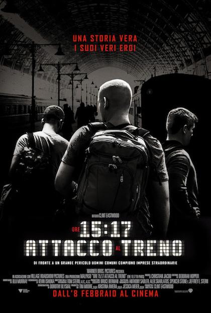 Trailer Ore 15:17 - Attacco al treno