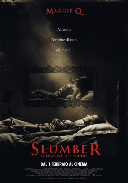 Trailer Slumber - Il demone del sonno