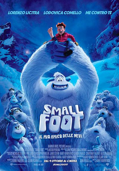 Trailer Smallfoot - Il mio amico delle nevi