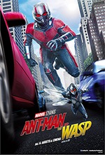 Poster Ant-man and the Wasp  n. 2