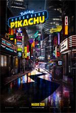 Poster Pokémon - Detective Pikachu  n. 2