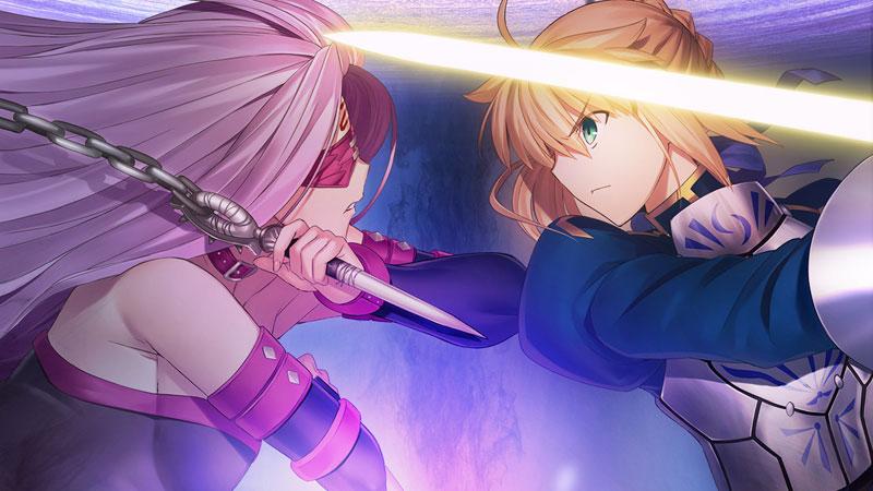 Fate/Stay Night - Heaven's Feel 1. Presage Flower