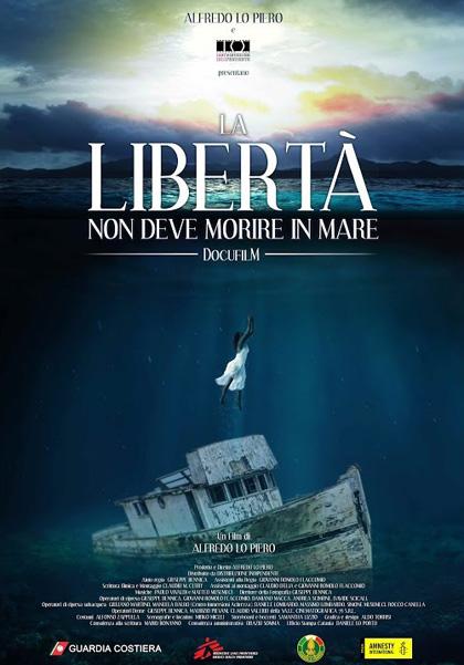 Trailer La libertà non deve morire in mare