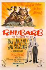 Poster Il gatto milionario  n. 0