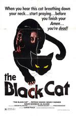 Poster Black Cat (Gatto nero)  n. 0
